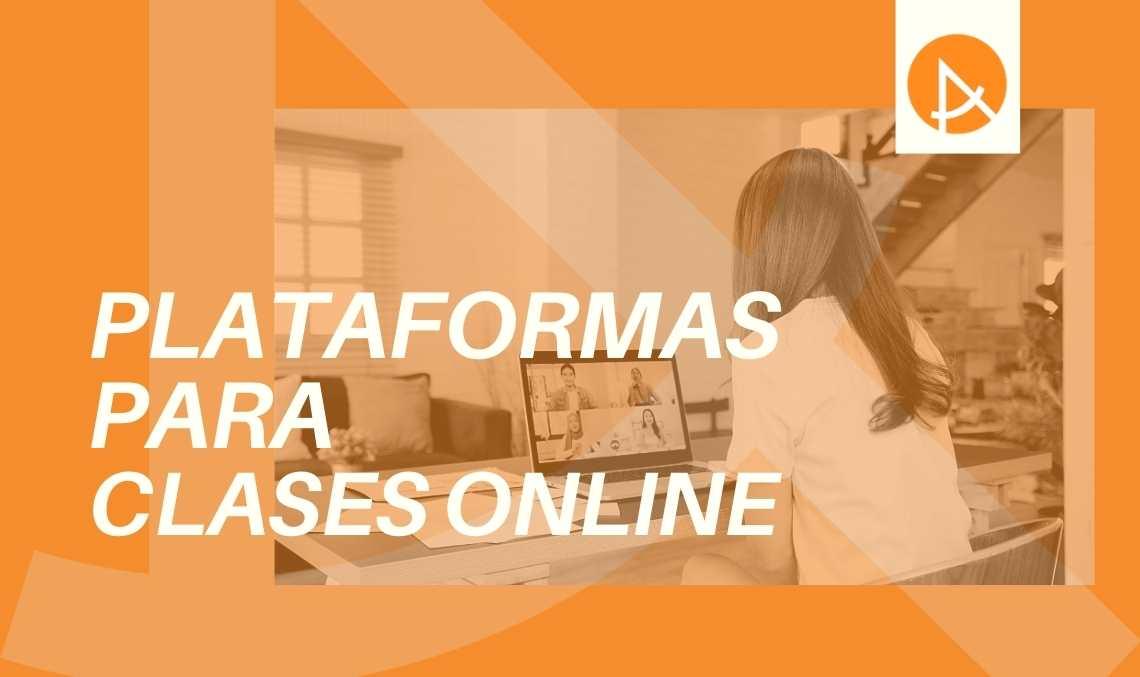 plataformas para clases online