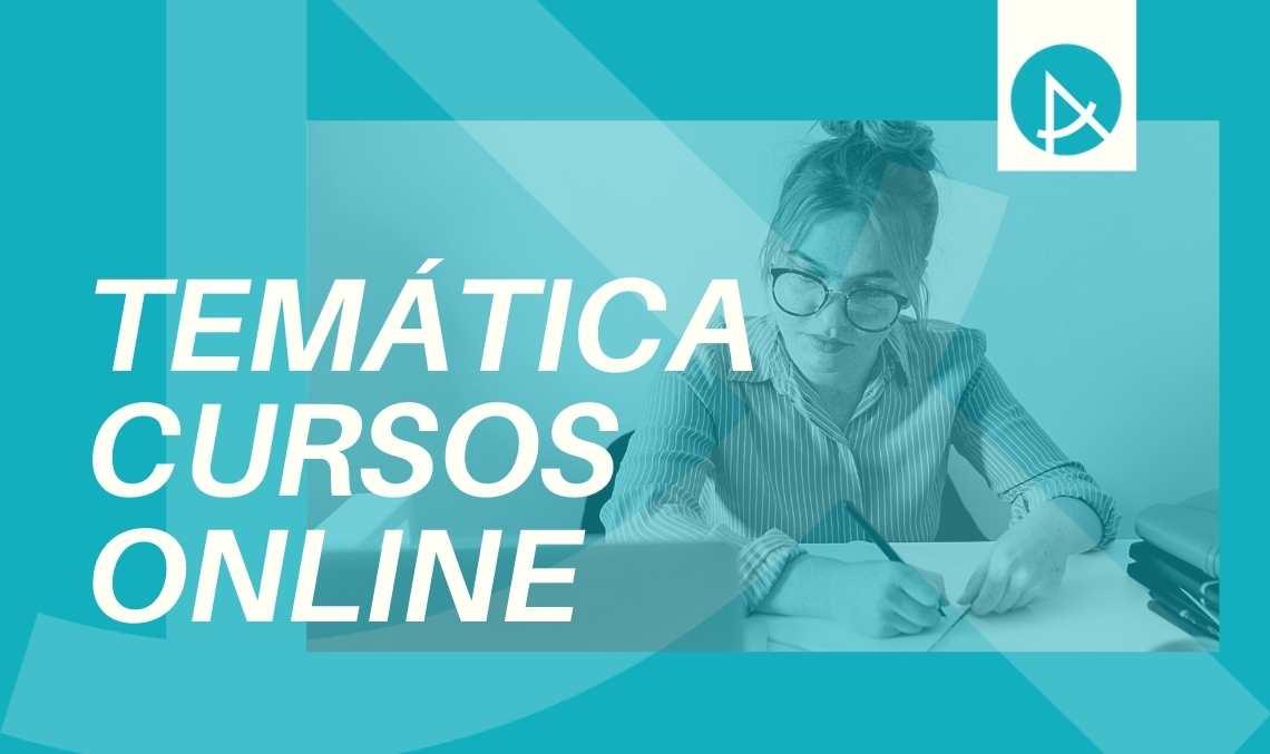 tematica cursos online